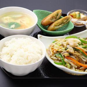 五目野菜の炒めセット
