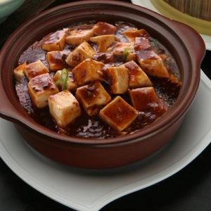 料理長おすすめ麻婆豆腐