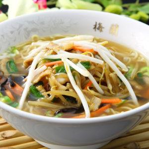 横浜が発祥のサンマー麺