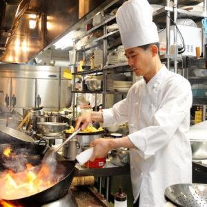 料理人の画像