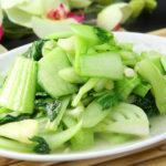青菜の炒め